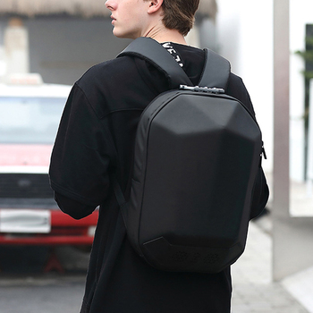 Bluetooth Music Speaker Backpack School Bag USB Charging Multi-functional for Travel Outdoor EDF88