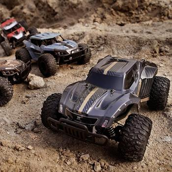 Remote Control Off-road Vehicle Plastic Car Model with Wi-Fi Video Shooting