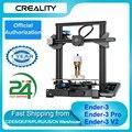 Creality 3D Ender-3/Ender-3 Pro/Ender-3 V2 3D принтер DIY Набор самостоятельной сборки с обновлением Resume Printing MeanWell источник питания