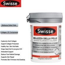 Swisse Bellezza Della Pelle Healthy Hair Nails Skin Firmness Beauty 30Tabs Women Health Sup