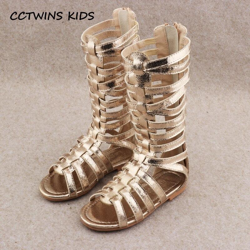 CCTWINS KIDS 2018 Summer Baby Girl Knee