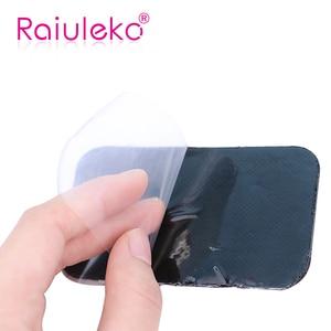 Image 5 - 50pcs 9*5 ซม.แผ่น Electrode Self Adhesive REPLACEMENT TENS ผ้าไม่ทอกายภาพบำบัด ReusableTENS กล้ามเนื้อกระตุ้น Pad