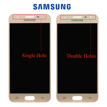100% ORIGINAL 5,0 LCD für SAMSUNG Galaxy J5 Prime Display G570F G570 SM G570F LCD Touch Screen mit SERVICE PACK