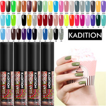 Kadition Baru Nude Gel Polish 5 Ml DIY Nail Art Dot dan Lukisan Dekorasi Manikur Warna-warni Pernis Uv Gel Polandia nail Art(China)