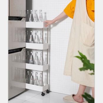 Movable storage rack. Cart 1