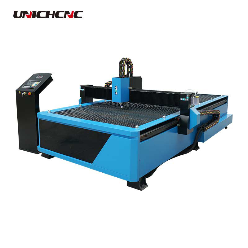 Small Gas Cutting Cnc Plasma Machine Table