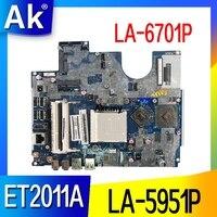 For ASUS AIO ET2011 ET2011A ET2011AGK ET2011AGT Motherboard NCL30 LA 5951P LA 6701P 100% Test good|Motherboards| |  -