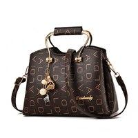 Women's Bag 2019 Autumn and Winter New Korean Fashion Wild Handbag Elegant Simple Retro Shoulder Messenger Bag