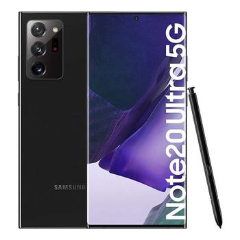 Купить Samsung Galaxy Note 20 Ultra 5G 12GB/256GB Black (Mystic Black) Dual SIM N986B