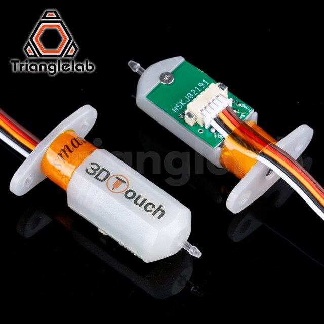 Trianglelab 2020 novo sensor de toque 3d frete grátis cama automática sensor de nivelamento bl sensor de toque automático para anet a8 tevo reprap mk8 i3 1