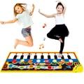 Muzikale Tapijt Toetsenbord Zingen Educatief Childrens Gift Piano Mat Multifunctionele Verjaardag Baby Spel Vroeg Leren Deken