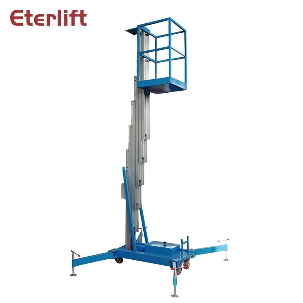 Высота подъема 6-16 м, двойные макеты, фотоэлектрический подъемник