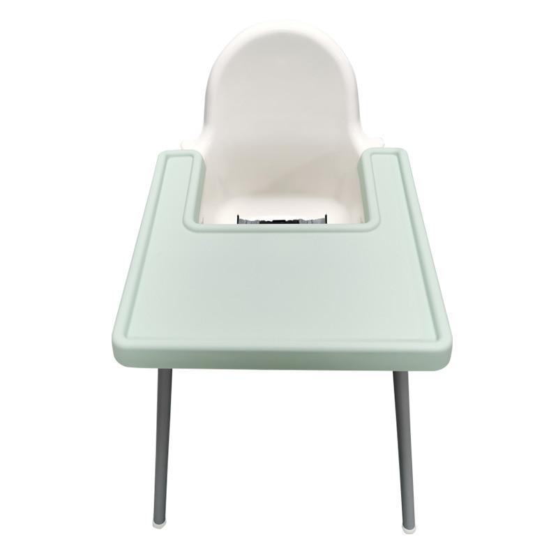 Еда Класс покрытие Силиконовая Подставка для столовых приборов детский стульчик для кормления силиконовые ложки для кормления, детский ко...