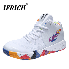 New Arrival Mens High Sneakers Women Non Slip Basket Shoes Male Comfortable