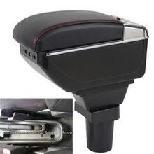 Para toyota probox caixa de apoio de braço loja central conteúdo caixa armazenamento com suporte copo cinzeiro acessórios