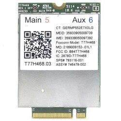 4G מודול LT4211 T77H468 GOBI5000 LTE/EV-DO/HSPA + WWAN כרטיס SPS: 793116-001 עבור HP LT4211 Elitebook 740 750 820 840 850 G2/810 G3