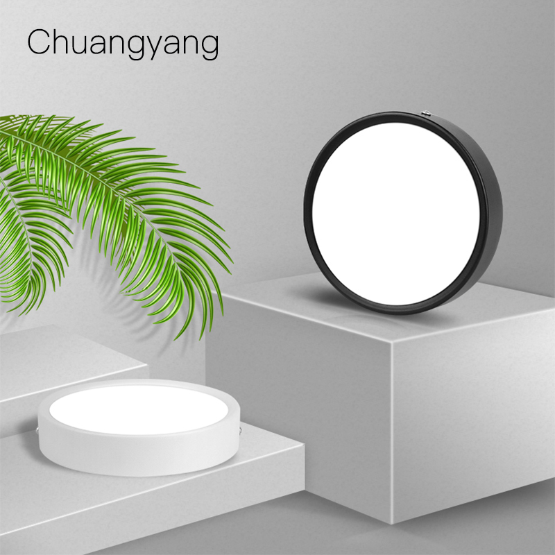 Mini LED Ceiling Lights 5/10/15W Down Light Surface Mounted AC85-265V Modern Panel Lamps For Home Ceiling Lamps For Living Room