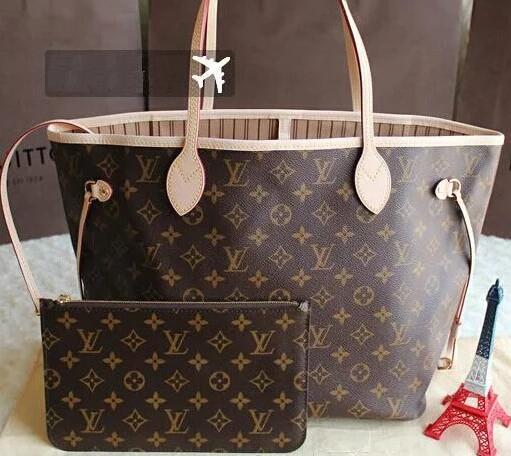 Handbag Women Shoulder-Bags Louis Totes Luis Vuiton Luxury Brand L013 Female