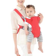 Ergonomic Baby Carrier Wrap Harness Breathable Adjustable Comfort Infant Hip Seat