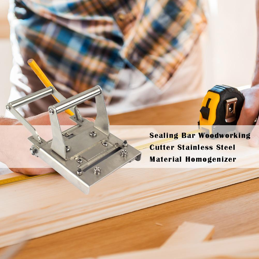 Edge Trimmer Wood Edge Banding Machine Manual Tail Trimming Woodworking Tool Lightweight Compact Practical Easy To Carry