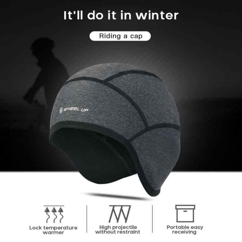 Winter Radfahren Outdoor Sports Kappe Cap Winddicht Warm Atmungsaktiv Mütze
