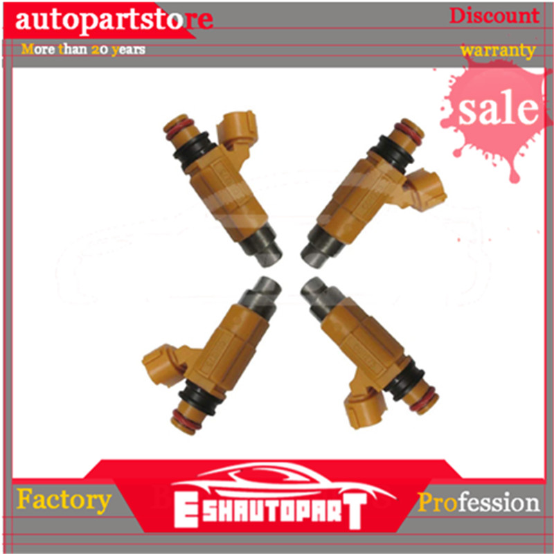 4PCS CDH275 CDH-275 AW347305, MD319792 Fuel Injector Nozzle for Yamaha <font><b>outboard</b></font> <font><b>150HP</b></font> Mitsubishi Eclipse Galant image