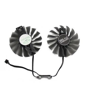 95MM Ventilateur GTX1080 GPU Refroidisseur Pour Emtek Palit GTX 1080 OC Super JetStream Carte Graphique Ventilateur De Refroidissement