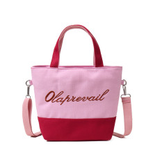 купить Women Shoulder Bag Fashion Women Handbags Canvas Large Capacity Tote Bag Casual  women Messenger bag Shopping Tote Handbag дешево