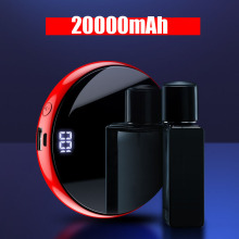 цена на 20000 mAh Mini Power Bank Portable Charger Fast Charging Powerbank External Battery Power Bank For Xiaomi Mi 9 iPhone Poverbank