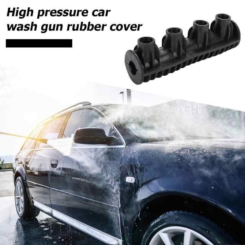 Nozzle Houder voor 1/4 inch Quick Connect Druk Auto Wasmachine Pistool Spuitlans Langdurig Duurzaam Installatie Handig