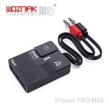 Новый контрольный кабель постоянного тока Qianli i Power Pro Max для 6/6P/6SP/7/7P/8/8P/X/Xs/Xsmax/11/11Pro/11 однокнопочная линия загрузки ProMax