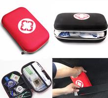 Equipo de primeros auxilios para tratamiento de supervivencia médica de emergencia, bolsa EVA impermeable, portátil, para viajes al aire libre, Kits de medicamentos