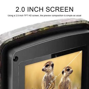 12MP 1080P Trail Hunting Camera Wildcamera Wild Surveillance HT001B Night Version Wildlife Scouting Cameras Photo Traps Track 5