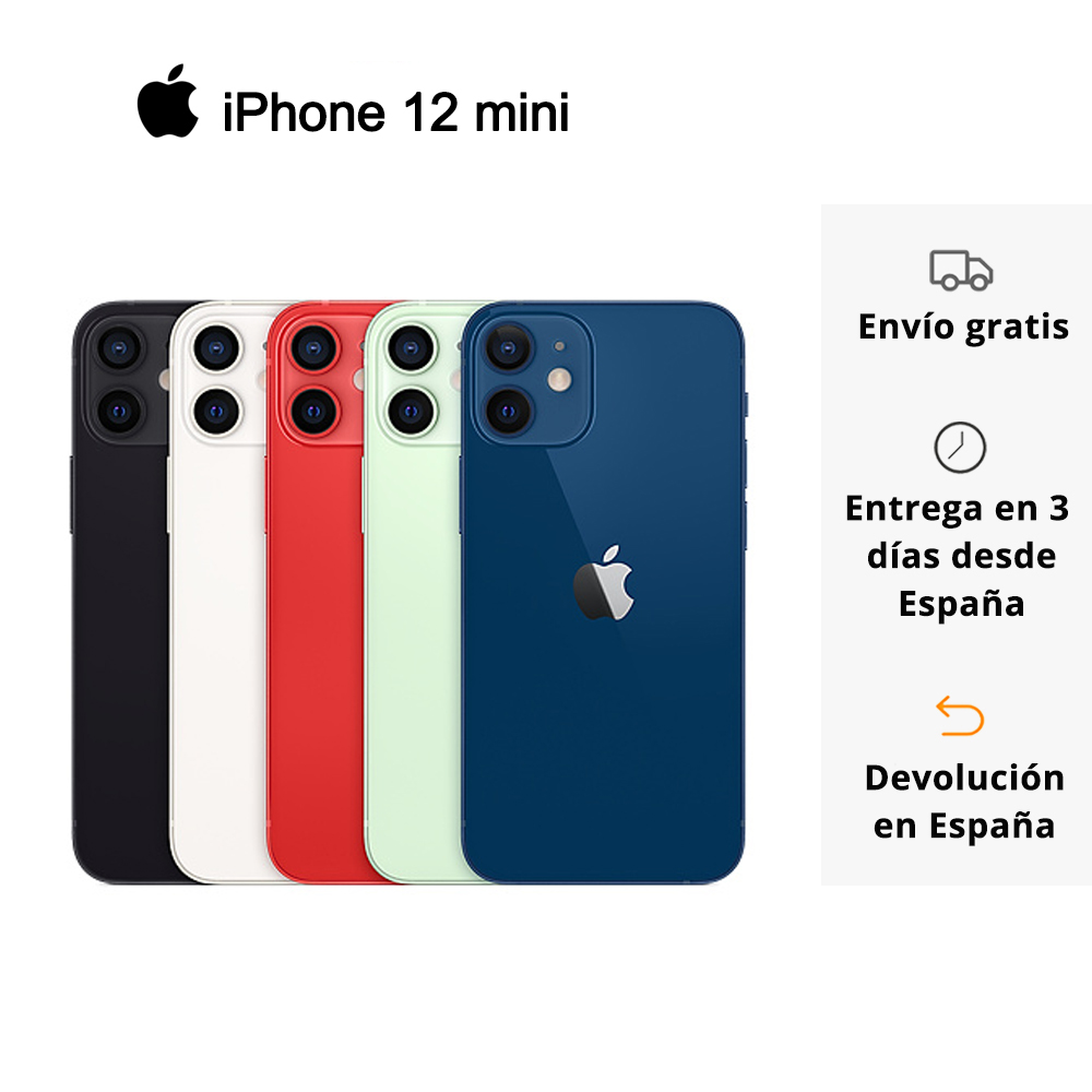 Apple iPhone 12 Mini 64GB 128GB Smartphone 5G|Teléfonos móviles| - AliExpress