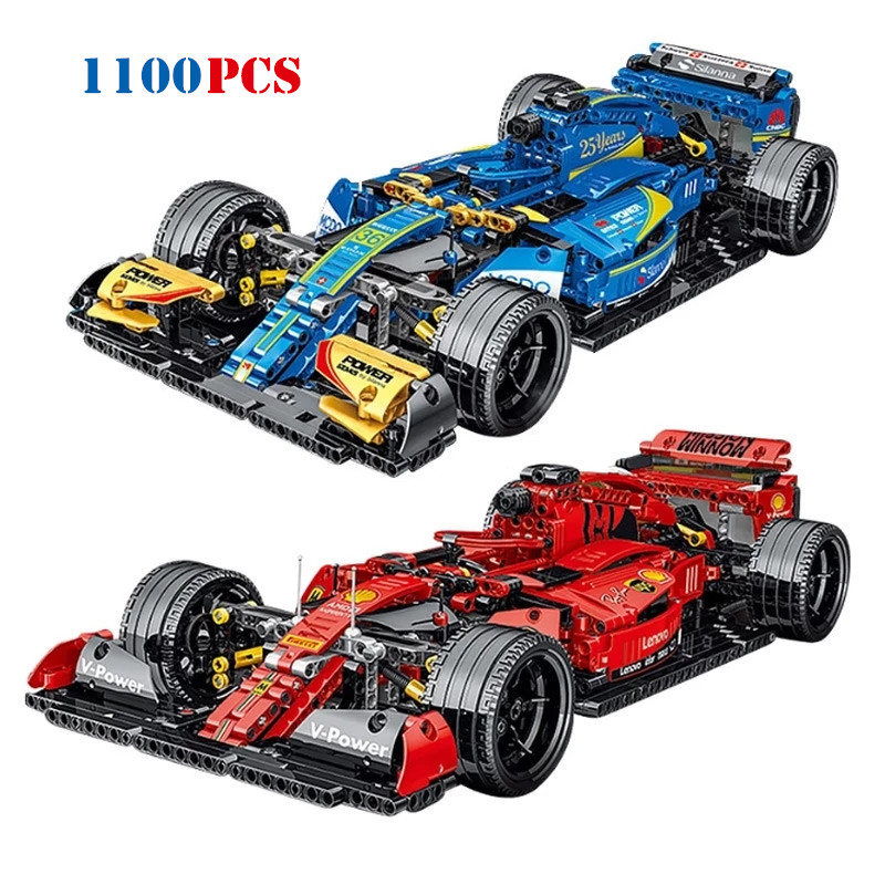 Top 10 Most Popular Block F1 Car Ideas And Get Free Shipping A883
