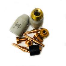 Victor Thermal Dynamics Elettrodi 9 8215 Punta di Taglio 9 8212 9 8253 Deflettore 9 8243 Shield cap 9 8239 9 8256 Inizio Cartuccia