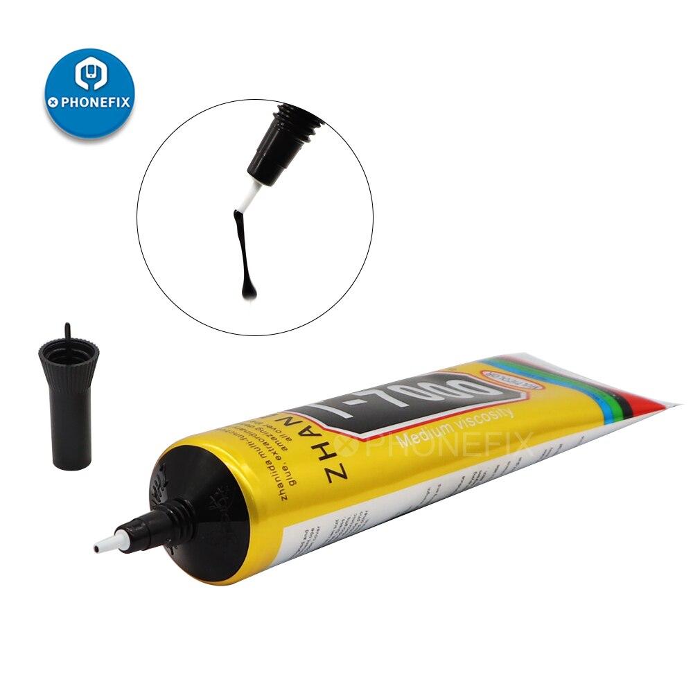T-7000 клей T7000 черный жидкий клей эпоксидная смола Ремонт для iPhone ноутбука сенсорный экран стеклянная рамка Ремонт супер клей
