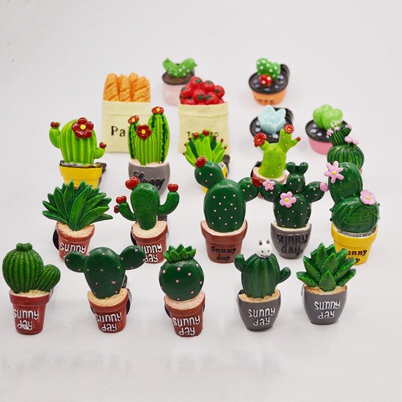 Ambientador con forma cactus 6