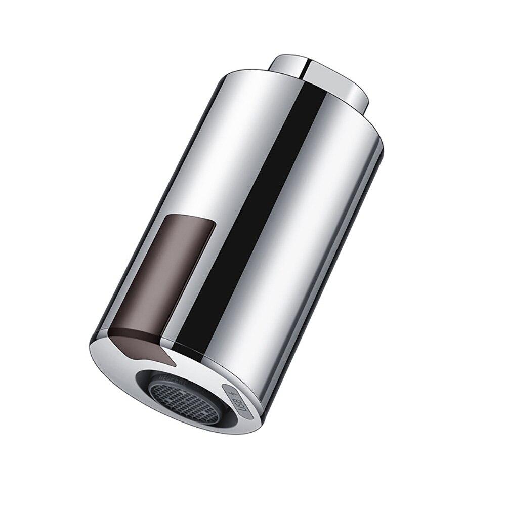 H86f40aa246ab498a8ad14f9b76ee964bf Smart Sensor Kitchen Faucets Water-Saving Sensor Non-Contact Faucet Infrared Sensor Adapter For Kitchen Bathroom sensor Faucet