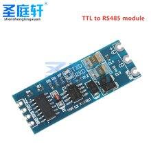 Smart Electronics pojedynczy układ scalony mikrokomputer, automatyczna kontrola przepływu moduł, TTL kolei RS485, 3.3V, 5V