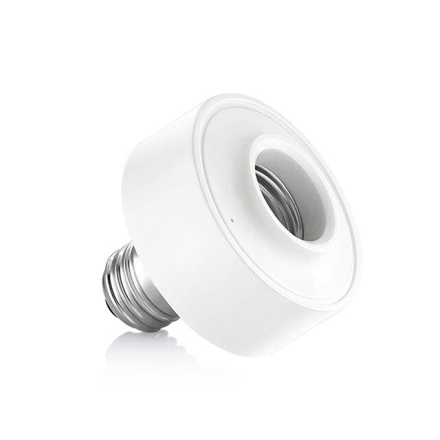 E27 WiFi Smart Light Bulb Socket Adapter APP control Lamp 2