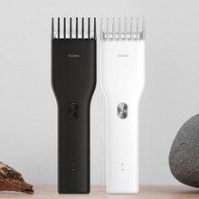 Youpin Enchen Boost USB электрическая машинка для стрижки волос с двумя скоростями Керамический Резак для волос быстрая зарядка триммер для волос Про...