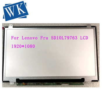 """15.6"""" laptop Matrix Fru 5D10L79763 For Lenovo 30 Pins LCD Screen IPS FHD 1920X1080 Display Panel replacement TESTED"""