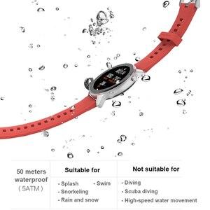 Image 5 - Глобальная версия Amazfit GTR 47 мм Смарт часы Huami 5ATM Водонепроницаемый Smartwatch 24 дней Батарея GPS музыка Управление для IOS и Android