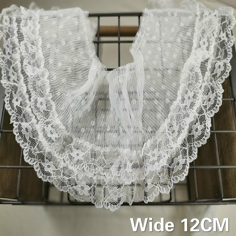 Sequins Lace Mesh Trim Lace Ribbon Applique Sewing Craft Supplies 10 Yards for Clothing Curtain Table Runner Making Decorating Silver