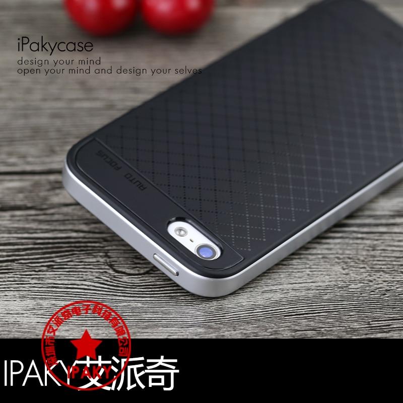 100% Оригинальный ipaky брендовый высококачественный чехол для iphone 5s, классический силиконовый чехол для iphone SE, все цвета в наличии case iphone 4 gold 100% silk pillow casecase note   АлиЭкспресс