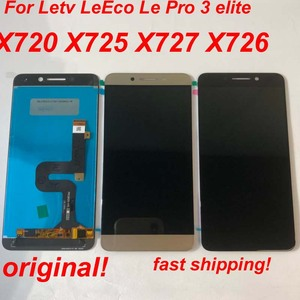 Image 2 - Original AAA LCD pour LeTV Le Pro 3leeco écran tactile daffichage pour LeTV LeEco Le Pro 3 LCD Le Pro3 Elite affichage X720 X727 X722