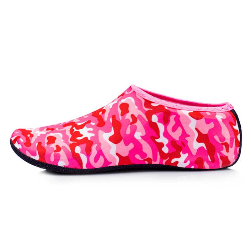 Tenisówki typu uniseks buty do pływania sporty wodne plażowe kapcie surfingowe obuwie letnie Aqua Beach sneakers mężczyźni kobiety szybkie suszenie