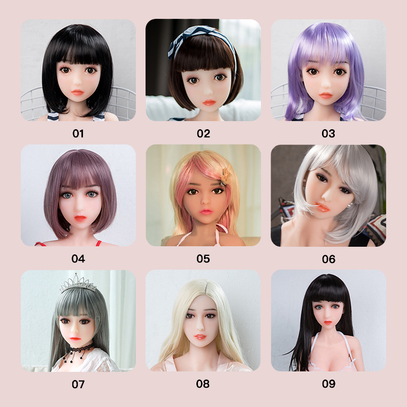 <font><b>Sex</b></font> <font><b>Dolls</b></font> Wig For Baby Love <font><b>Doll</b></font> Different Hair Style With All Kinds Of Color Fit For <font><b>100cm</b></font> To 168cm Tpe <font><b>Sex</b></font> <font><b>Doll</b></font> Low Price image