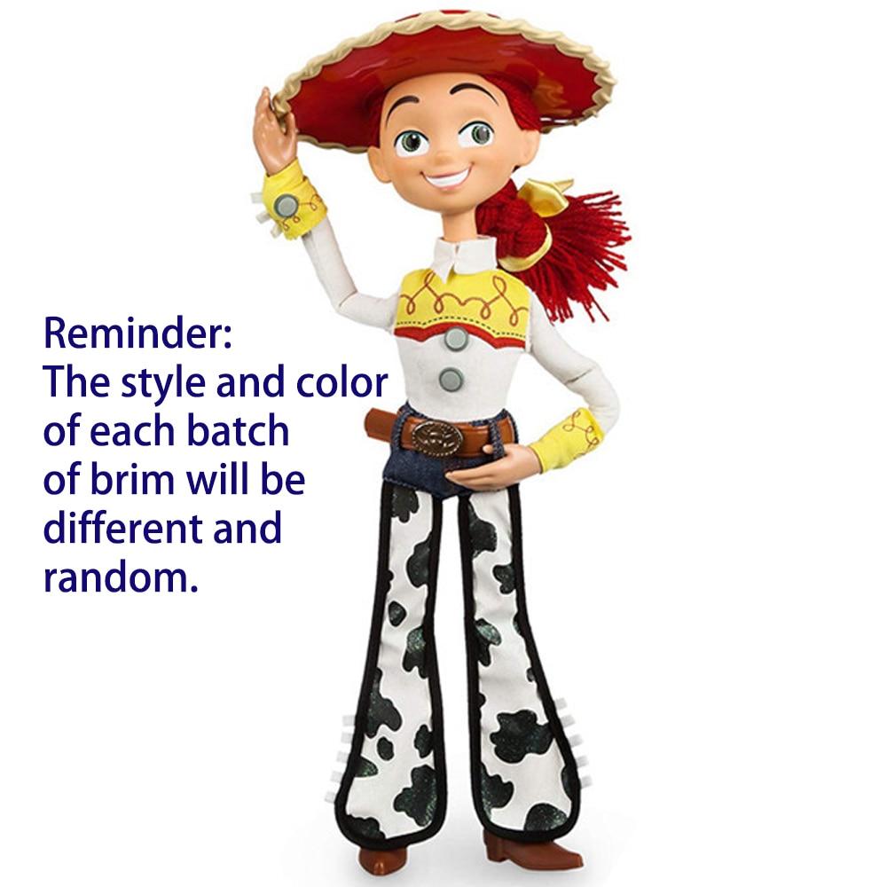 Free Shipping Doll 2019 Toy Story Woody Jessie Sound Cowboy